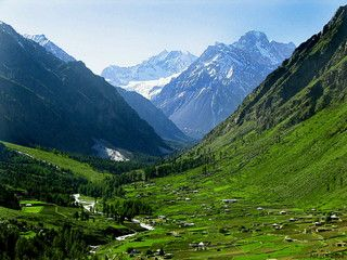Swat Naran & Kaghan Tour Package (7 Days/6 Nights)